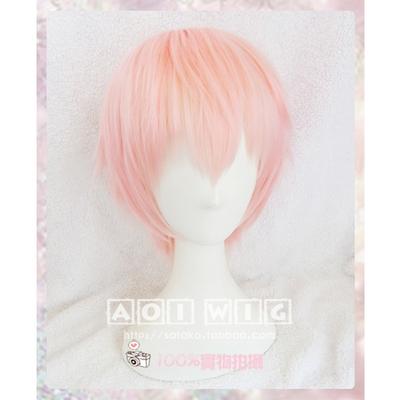Periwig Hairpiece for Anime Tsukiuta The Animation You Hazuki wigs